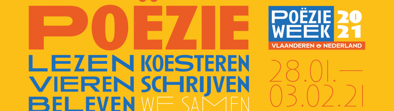 poëzieweek banner