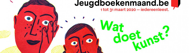 jeugdboekenmaand banner